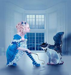 Natalie Shau - Alice in Wonderland 05