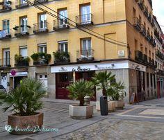 Madrid's La Chusquery - Our Spanish Restaurant Dreams Come True