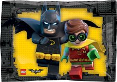 American Greetings Boy's Lego Batman Square Plate Count), Work up an appetite fighting crime with this pack of 8 small party plates measuring 7 in. across and feature the dynamic duo of Batman and Robin. Lego Batman Cakes, Lego Batman Birthday, Lego Batman Party, Lego Birthday Party, Lego Batman Movie, 5th Birthday, Batman Games, Superhero Party, Birthday Ideas