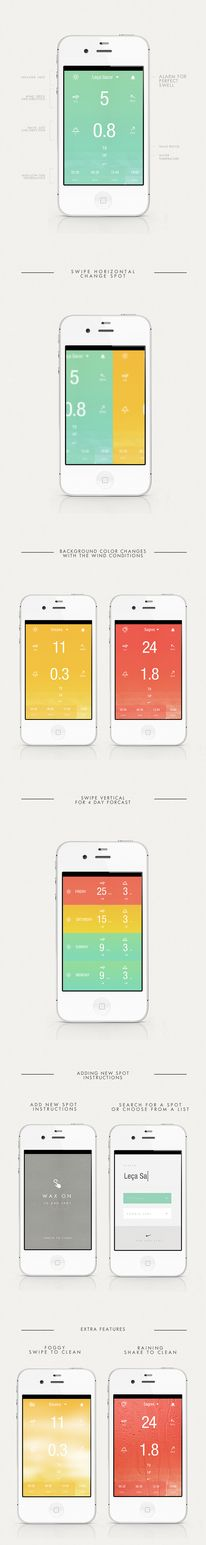 UI / BREEZE on Behance — Designspiration