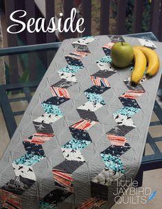 Introducing the Sidekick! | Jaybird Quilts #seasidequilt #sidekickruler