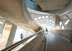 Дом музыки в Ольборге   Casa della Musica in Aalborg #MID #AD #architecture