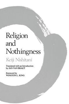 Religion and Nothingness (Nanzan Studies in Religion and Culture) by Keiji Nishitani http://www.amazon.com/dp/0520049462/ref=cm_sw_r_pi_dp_8zDkvb1D2VHP6