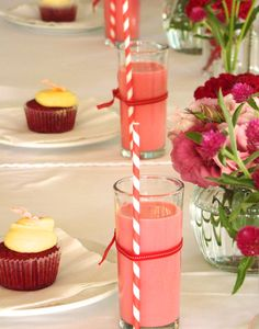 Kitchen Tea {Pink and Red} | we love events