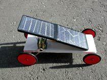 solar powered car science fair project | image of Beginner Solar ...