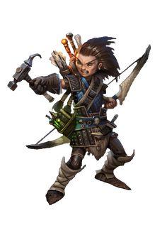f Gnome Fighter Mage