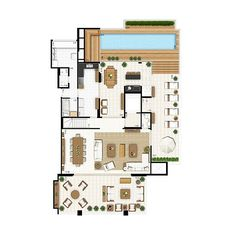 Cobertura duplex 448 metros pavimento 2