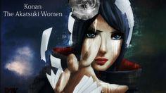Wallpaper Anime Konan Akatsuki | Free Anime Wallpapers