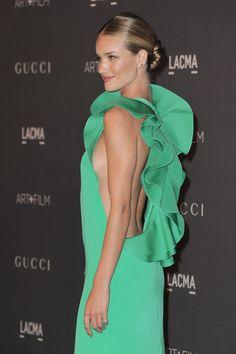 Todas las fotos de la fiesta LACMA 2012 Art Film Gala: Rosie Huntington-Whiteley de Gucci | Galería de fotos 2 de 33 | Vogue