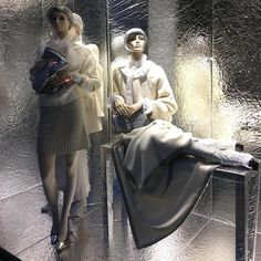 "CHANEL, London, UK, ""Listen Patricia... I'm cold as ice... But in the right hands I'll melt"", photo by Window Shoppings, pinned by Ton van der Veer"