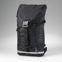 Rescue Series Drop Liner Backpack - Black/Black + Cobra Buckle – Truce