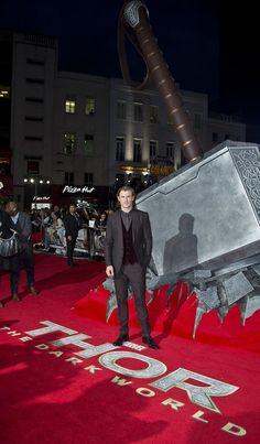 yes, only Hemsworth Chris Hemsworth Movies, Chris Hemsworth Thor, Snowwhite And The Huntsman, Steve Bruce, Hemsworth Brothers, Hams, People Magazine, Celebs, Celebrities
