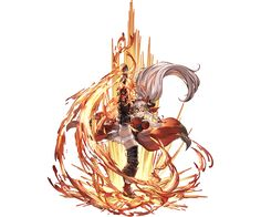 View an image titled 'Aliza SSR, Battle Art' in our Granblue Fantasy art gallery featuring official character designs, concept art, and promo pictures. Female Character Design, Character Concept, Character Art, Concept Art, Fantasy Kunst, Anime Fantasy, Fantasy Girl, Art Manga, Anime Art