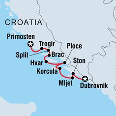 Sail Croatia Dubrovnik To Primosten in Croatia, Croatia - From barefoot to luxury yacht cruises, the best way to discover the islands of Croatia. Let A One Travel guide your way.
