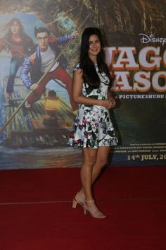 Katrina Kaif at 2nd Song Launch Of Film Jagga Jasoos on 9th June 2017 / Katrina Kaif - Bollywood Photos