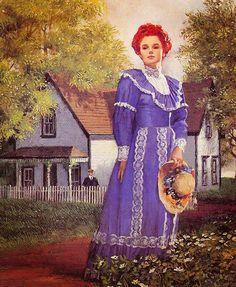 Anne's House of Dreams Artwork