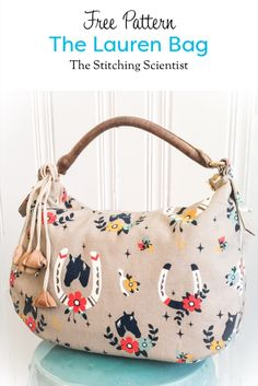 The Lauren Bag Pattern