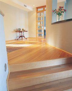 Victorian Ash / Tasmanian Oak contemporary wood flooring