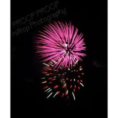 Fireworks Set 2 Hilltop Photography