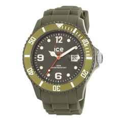 Men's Wrist Watches - Ice Watch Mens SWGLBS11 Winter Collection Green Watch ** See this great product. (This is an Amazon affiliate link)