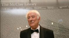 Seamus Heaney, ganhador do Nobel de literatura 1995, morre aos 74