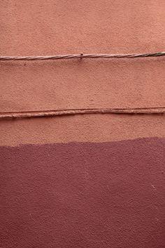 Kupfer und Rostbraun - die Basisrottöne des Herbstes