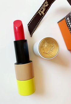 Die Rouge Hermès Limited Editions für Spring/Summer 2021 –heypretty Hermes, Spring Summer, Make Up, Lipstick, Skin Care, Cosmetics, Beauty, Chic, Inspiration