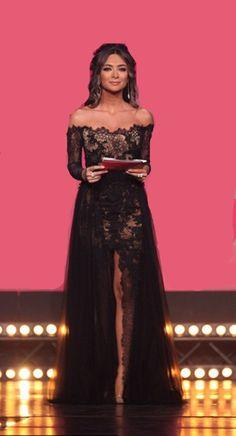 Trendy Lace Splicing Long Sleeve Slash Neck Dress For Women