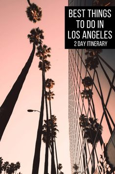 Exploring LA Solo: How to Spend 2 Days in Los Angeles Usa Travel Guide, Travel Usa, Travel Guides, Travel Tips, Travel Checklist, Travel Advice, Solo Travel, San Diego, National Parks Usa