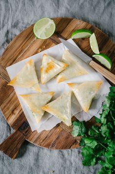 Vegetarian Appetizers, Vegetarian Recipes, Healthy Recipes, Indian Food Recipes, Ethnic Recipes, Naan, Empanadas, Chorizo, Camembert Cheese