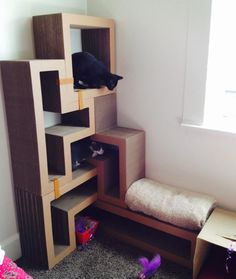 Amazon.com: Customer Reviews: Katris Cat Scratcher/Modular Furniture/Cat Tree, T-Shape