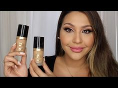 Too Faced Born This Way Foundation: Review + Demo - YouTube