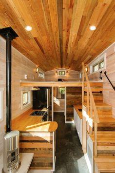 Wishbone MH THOW 005 - dream tiny house!