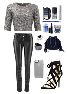 """Day 161"" by msmaharaja ❤ liked on Polyvore featuring Slate & Willow, Nine West, Urban Decay, MAC Cosmetics, NARS Cosmetics, Sephora Collection, Thierry Mugler and Kevin Jewelers"