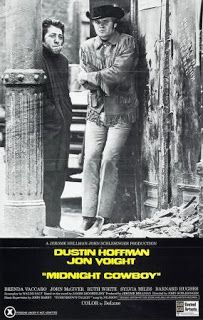 Lev Stepanovich: SCHLESINGER, John. Cowboy de medianoche (1969)