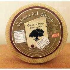 Queso de oveja madurado graso Dehesa Del Monte de aproximadamente 1 Kg. Queso, Raw Milk, Sheep