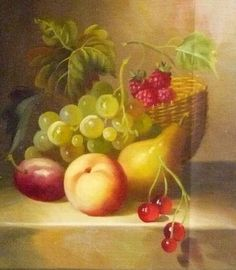 Real Handmade Cuisine Oil painting