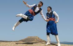 Pentozali, the Traditional Dance of Crete (video)