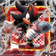 Shadow the Hedgehog .gif | Images Shadow the Hedgehog animées à partager #125329794 | Blingee ...