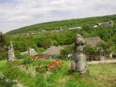 Tiny village of Busha, Ukraine - my grandmother's birthplace.