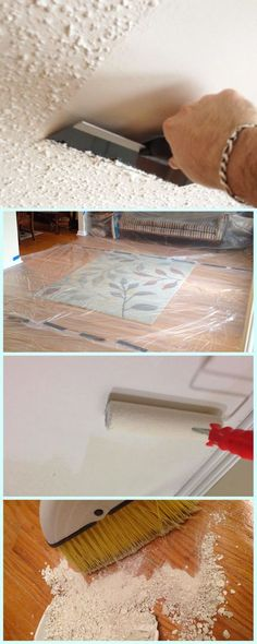How To Easily And Frugally Fill Nail Holes With This Easy Diy And