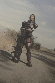 Terran Republic Heavy Assault Soldier from Planetside 2 Cosplay http://geekxgirls.com/article.php?ID=3998