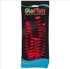 Glofish Ambulia Aquarium Plant Starfire Red 12-Inch 3pks, Tetra -- The Neon Starfire Red Ambulia Plant Is Uniquely Designed To Complement Your Fish, Aquarium, And Other Décor With A Brilliant Red Neon Color That Pops. These Imitation Plants Provide All The Critical Hiding Places And Shelter Your Fish Crave, But Require Significantly Less Maintenance Than Natural Plants Would. With A Bright Color To Accent Your Glofish, The Neon Starfire Red Ambulia Plant Is The Perfect Plant