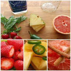 Sauza® Tequila - How To Infuse Tequila #SauzaCinco