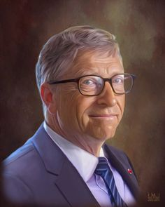 Bill Gates by SoulOfDavid on DeviantArt Black Background Wallpaper, Dark Wallpaper, Mobile Wallpaper, Kim Domingo, Billions Showtime, Bill Gates Quotes, Culture Art, Blue Flip Flops, Liza Soberano