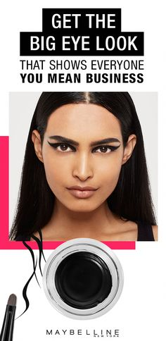 9fd6228e7c1 Get the eyeliner that provides intense color up to 24 hours. Maybelline's  Lasting Drama Gel Eyeliner is the perfect drugstore liner for bold,  dramatic eyes.