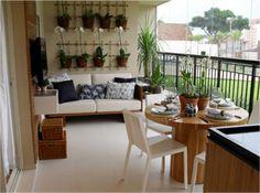 mesa de madeira branca para varanda gourmet - Pesquisa Google