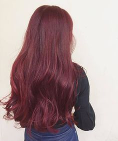 Red Wigs Lace Frontal Wigs From Red To Blonde Lace Front Yellow Wig Royal Blue Lace Front Wig Neon Green Lace Front Bleaching Ginger Hair Dark Red Hair, Burgundy Hair, Red Hair Color, Cherry Red Hair, Pelo Color Vino, Red Hair Inspo, Wine Hair, Copper Hair, Dye My Hair