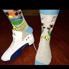 Day #2 May Sock Challenge #sockgang #socks #sock #rockyabrand #rockyasocks #skullgang #sockjob #socksph #sockfetish #sockgame #kids #fashion #men #fashionable #custom #tshirt #customized #women #hashtag #sockfetish #sockgame #authentic #sockswag #art #orders #online #open #specials #sales #jordans #12 by _sockgang
