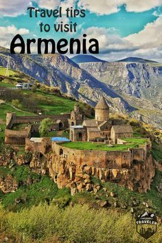 Visit Armenia #Armenia #travel_tips. http://reversehomesickness.com/asia/armenian-monasteries-and-monuments/